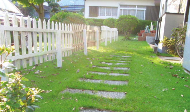 庭づくりのポイントと庭にあったら便利なもの