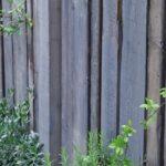アルミフェンスは雰囲気がない?味のある木製塀